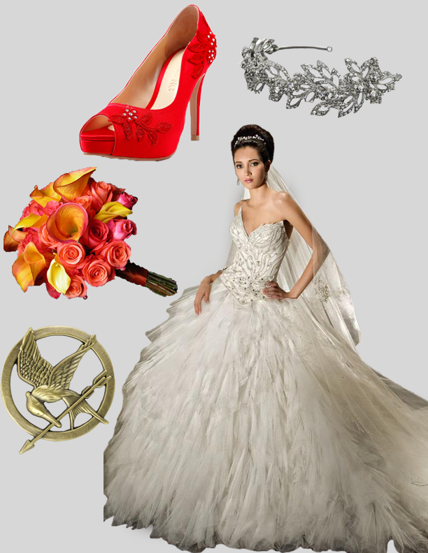 Peeta And Katniss Mockingjay Wedding | www.pixshark.com ...