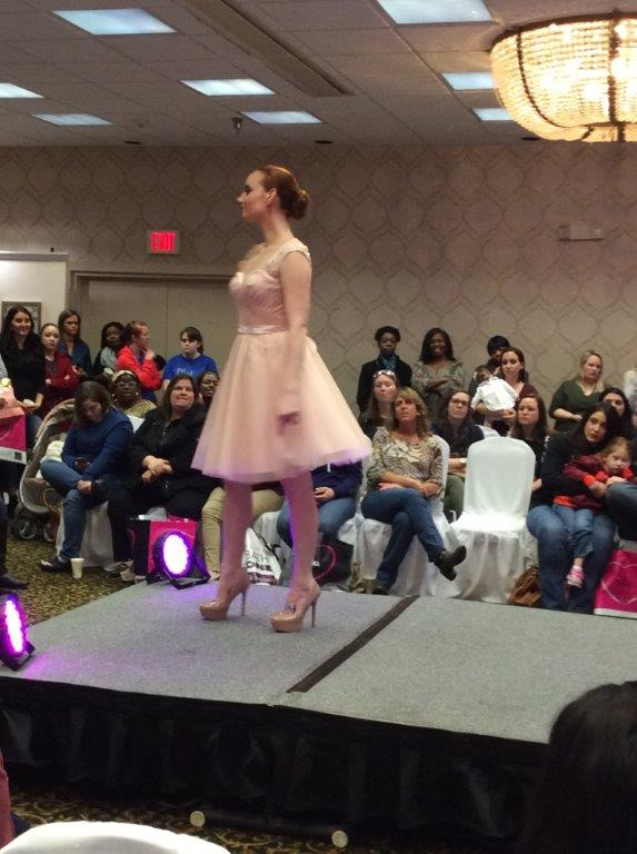 The Greater Virginia Bridal Show Fashion Show
