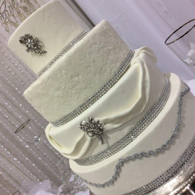 Wedding Cakes at The Greater Virginia Bridal Show