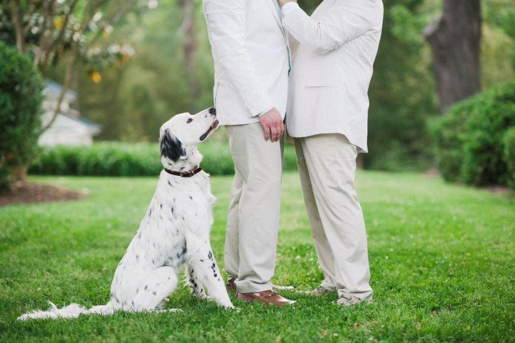 Two Grooms Shoot at Cary Hill by Kimie James of IYQ Photography for Va Bride (130)