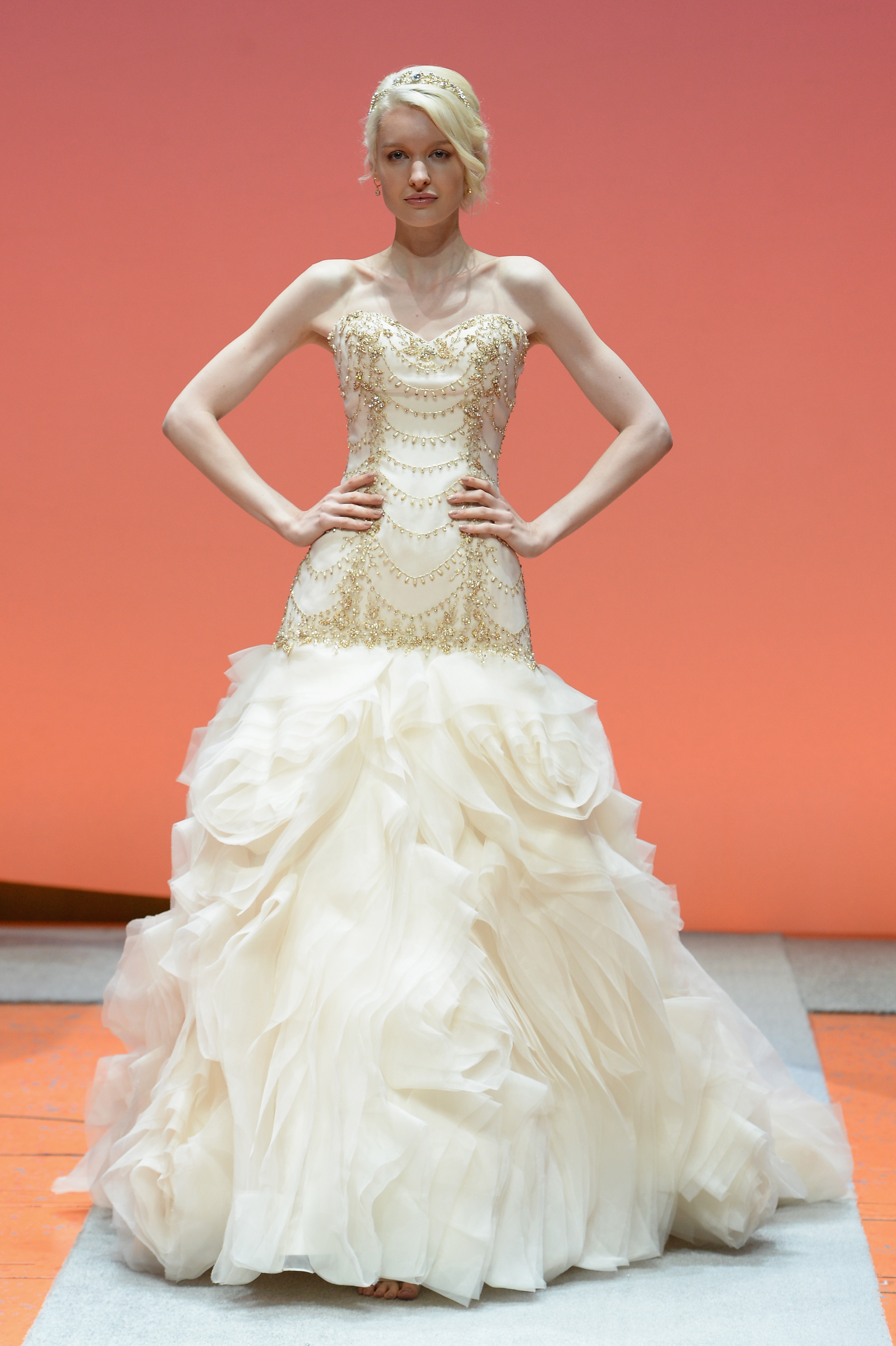 Fashion Focus- Monte Durham Say Yes To The Dress | Virginia Bride ...